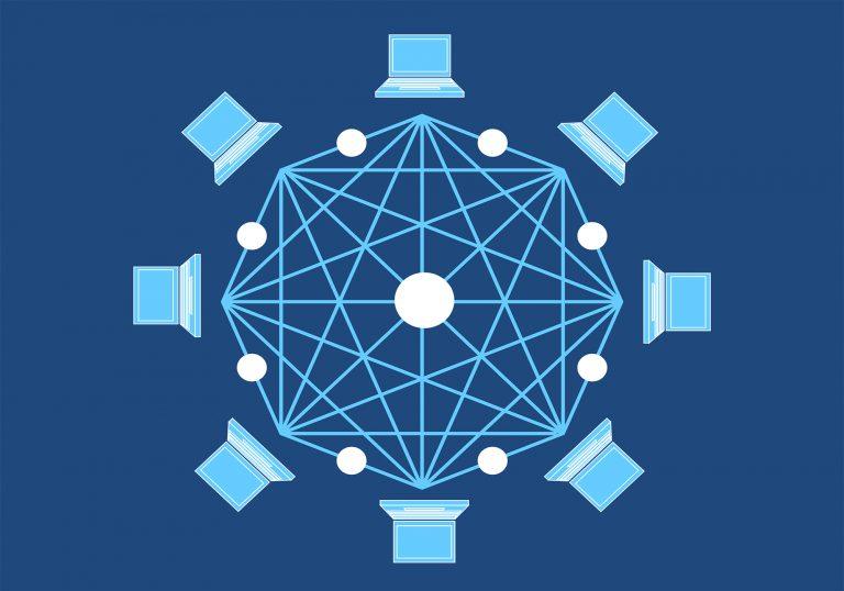 blockchain network security